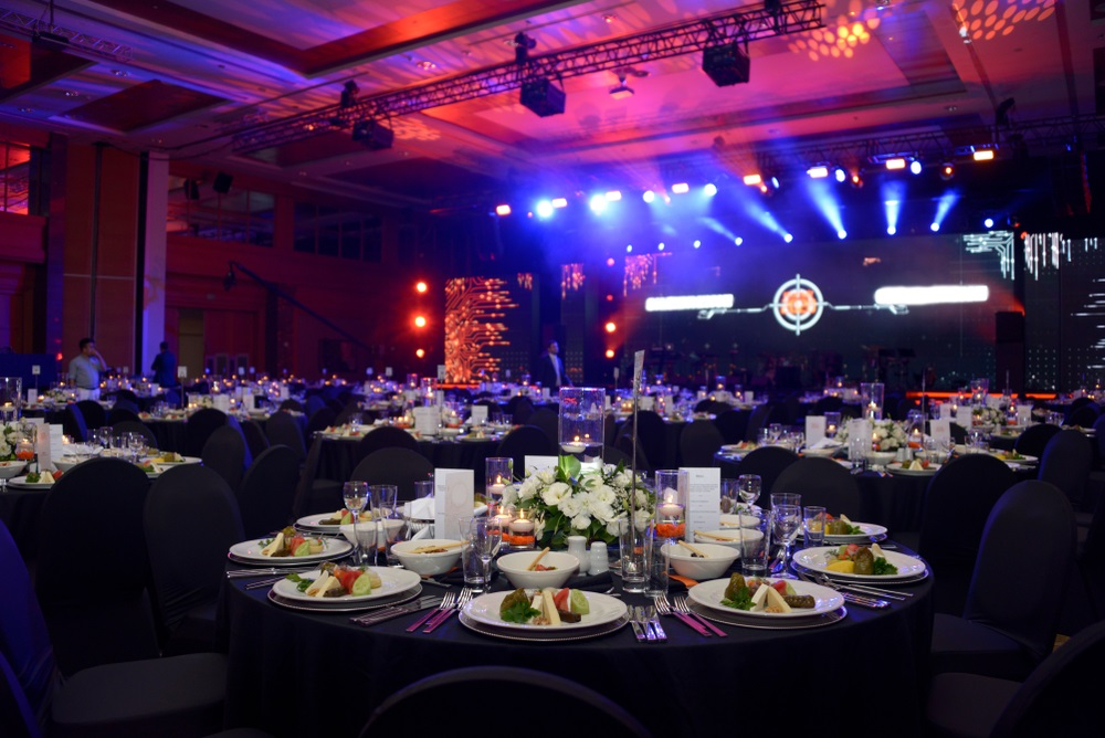 Company Annual Ceremonies Gala Night Planner
